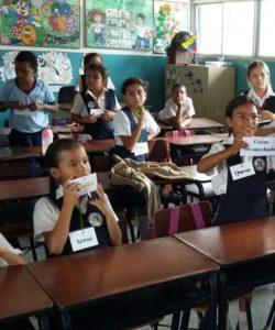 Clases del JRS en Venezuela
